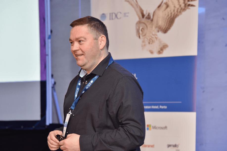 IDC PORTO INTERNACIONAL CYBERSECURITY CONFERENCE 2018